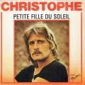 pochette - Petite fille du soleil - Christophe