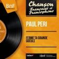 pochette - Encore un verre - Paul Peri