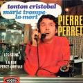 Partition piano La rue perce oreille de Pierre Perret