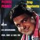 pochette - Trop Contente - Pierre Perret