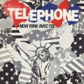 pochette - New York avec toi - Téléphone