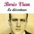 pochette - Je bois - Boris Vian