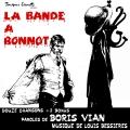pochette - La java des chaussettes à clous - Boris Vian