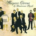 pochette - Janvier - Weepers Circus