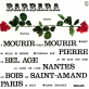pochette - Bref - Barbara
