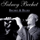 pochette - Blues Festival 58 - Sidney Bechet