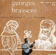 pochette - La légende de la nonne - Georges Brassens