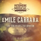 Partition piano Barcarolle de Emile Carrara