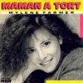 pochette - Maman a tort - Mylène Farmer