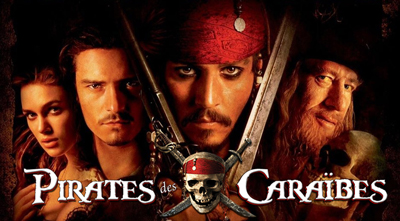 Pirates des Caraibes