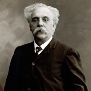 partition de Gabriel Fauré