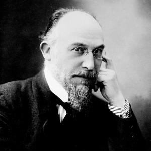 partition de Erik Satie