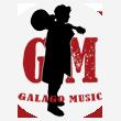 Logo galago music
