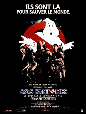 partition Ghostbusters