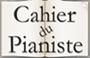 logo le cahier du pianiste