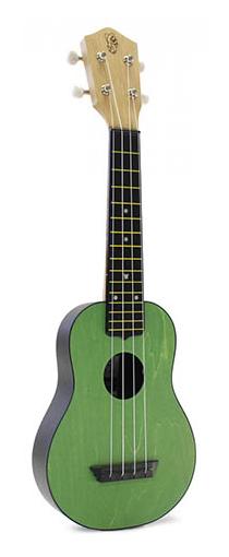 Mahilélé soprano - Vert