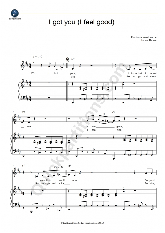 Digital Sheet Music At Quickpartitions