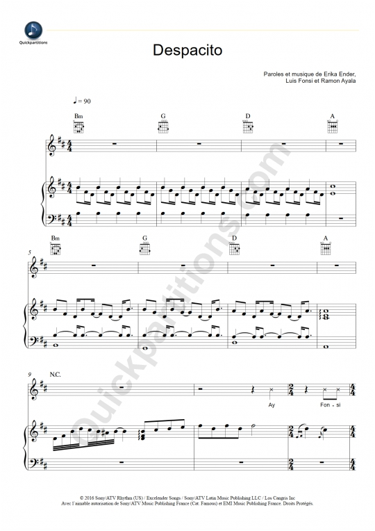 Download Digital Sheet Music Of Fink For Piano Vocal And Guitar