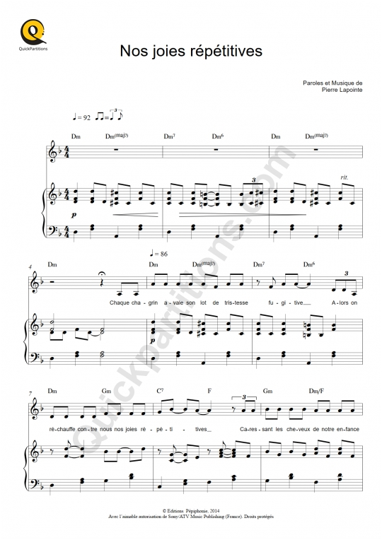 Download Digital Sheet Music Of Accord For Piano Vocal And Guitar
